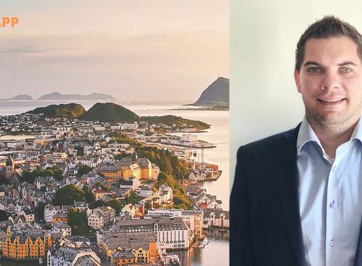 Refapp åpner kontor i Norge!