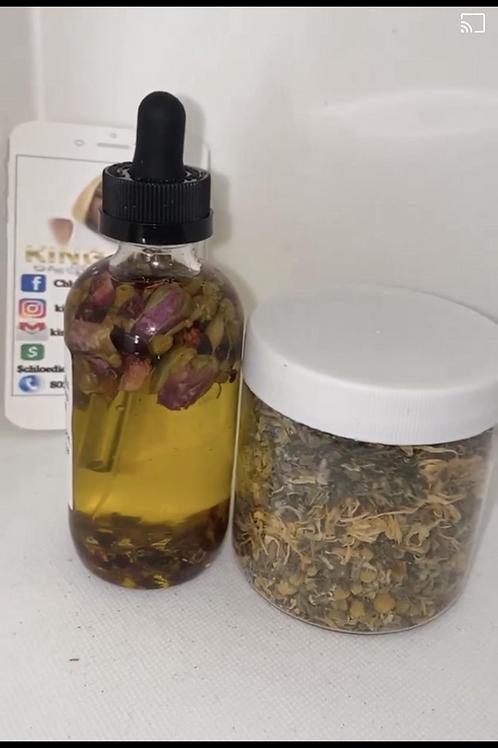 Yoni Elixir + Yoni Steam Herbs