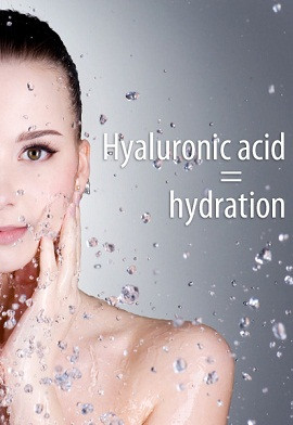 Why Hyaluronic Acid Is The Hottest Beauty Ingredient