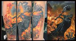 WAR Tattoo Gallery