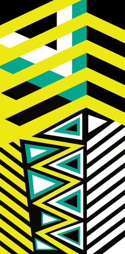 Stripes & Triangles