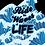 Thumbnail: Riding the Waves of Life (Printable Art)