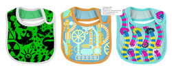 Graphic Art for Baby Accessories