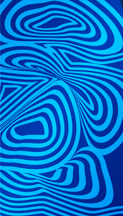 """""""Blue Currents"""" by Margaret Perez"""