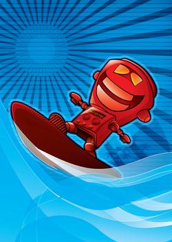 Robo Surfer