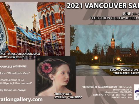 2021 Vancouver Salon