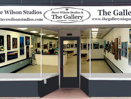 Steve Wilson Studios and The Gallery
