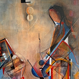 "Priti Girgla, ""Echoes of Songs Past"""