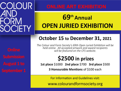 69th Open Juried Exhibition