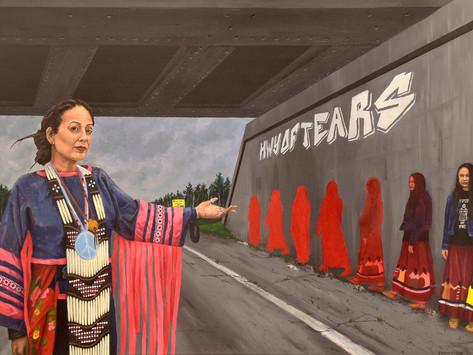 """""""Highway of Tears"""" by Steve Wilson"""