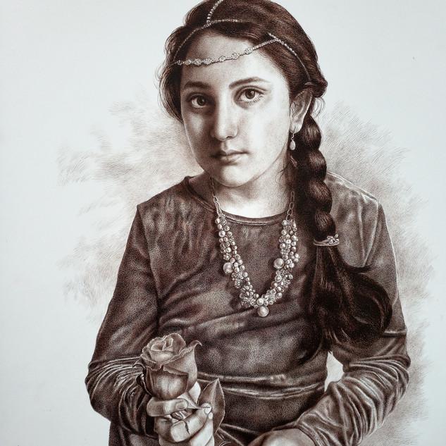 1st Prize - Saba Ambreen