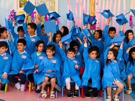 The Kindergarten Graduation
