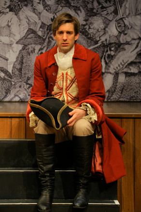 Alex as Guy Jones in 'A Chorus of Disapproval' by Douglas McBride