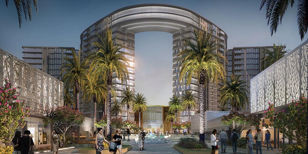 ZED El Sheikh Zayed Towers