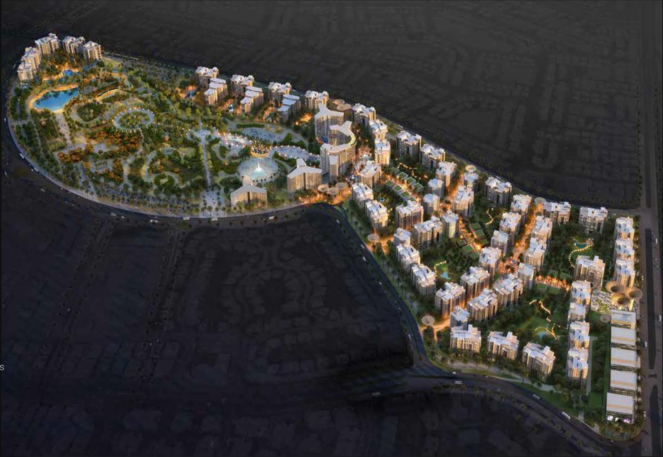 Project Layout - ZED Sheikh Zayed