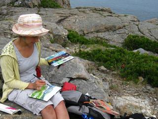 Acadia Vacation 2009