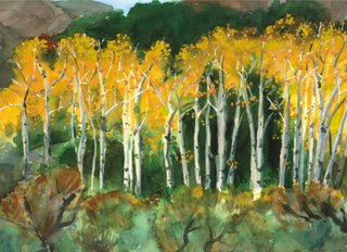 Idaho Cards Aspens