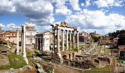 forum and palatine hill