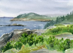 The Coast Cards Acadia View