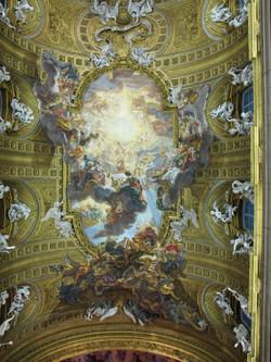Ceiling of the Gesu