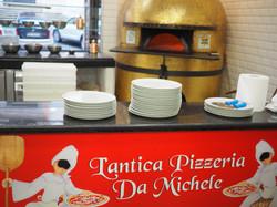 Pizzeria Da Michele Gold Oven