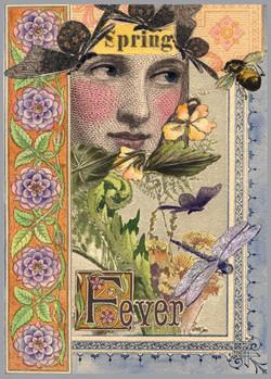 Bagatelles Cards Spring Fever