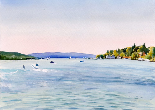 Prints | Skaneateles Lake