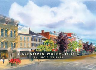 Cazenovia Folio Cover