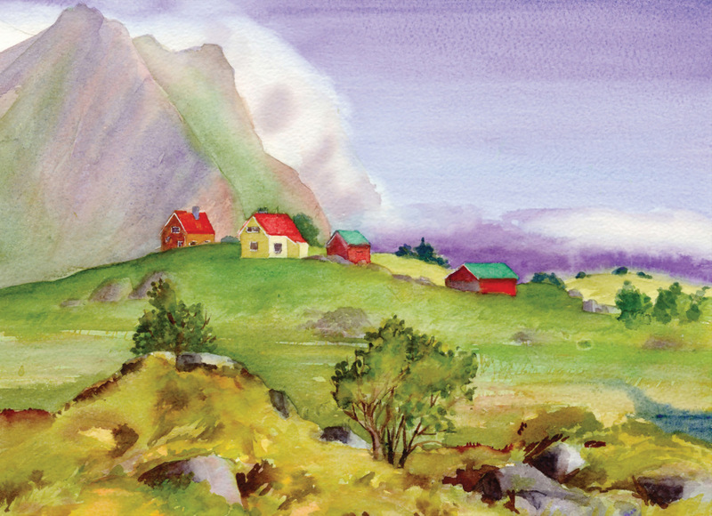 Norway Cards Farms