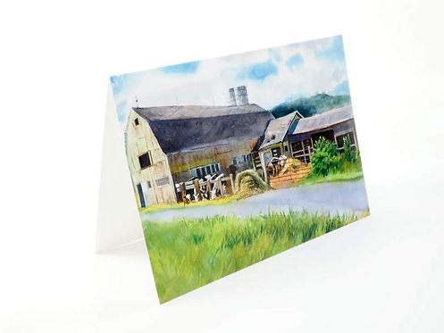Cards | Pack of 24 | Amslea Dairy on Clark Hollow Rd