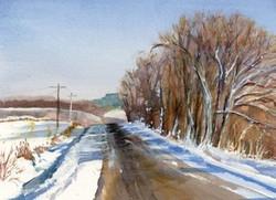 Winter Cards Dennison Road