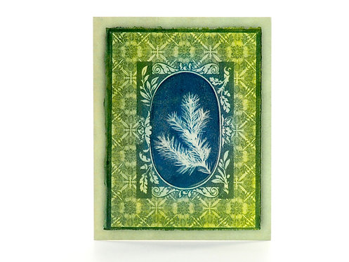 Evergreen Victorian Tiles