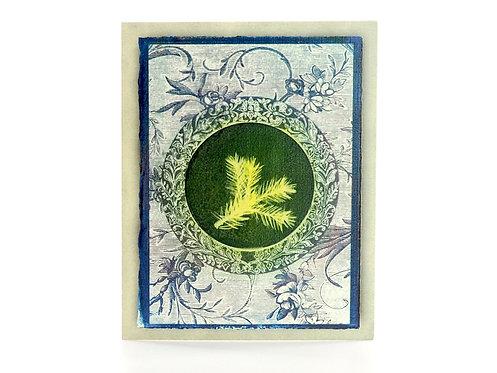 Evergreen Rose Garland