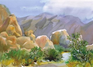 Joshua Tree Cards Indian Cove