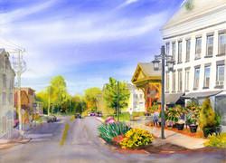 Fayetteville Cards Limestone Plaza Sept