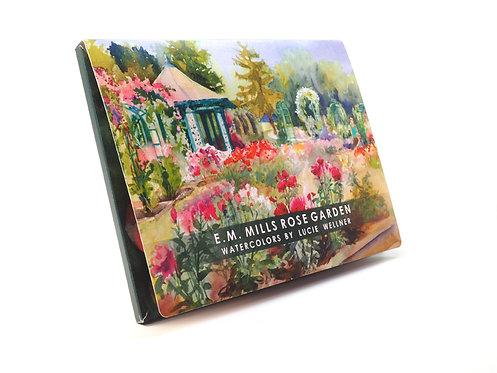 E. M. Mills Rose Garden