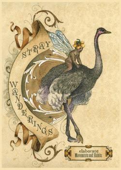 Bagatelles Cards Stray Wanderings