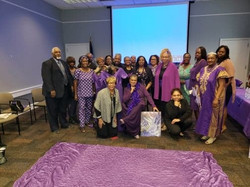 group picture purple pearl
