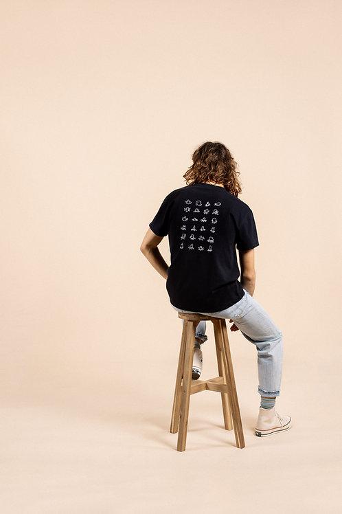 Quickdraw T-shirt - Black