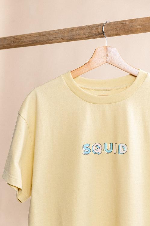 Essential T-shirt - Yellow