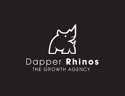 dapper rhinos logo ontwerp animatie video grafisch ontwerp fotografie video marketin communicatie bureau creatief bureau nijmegen