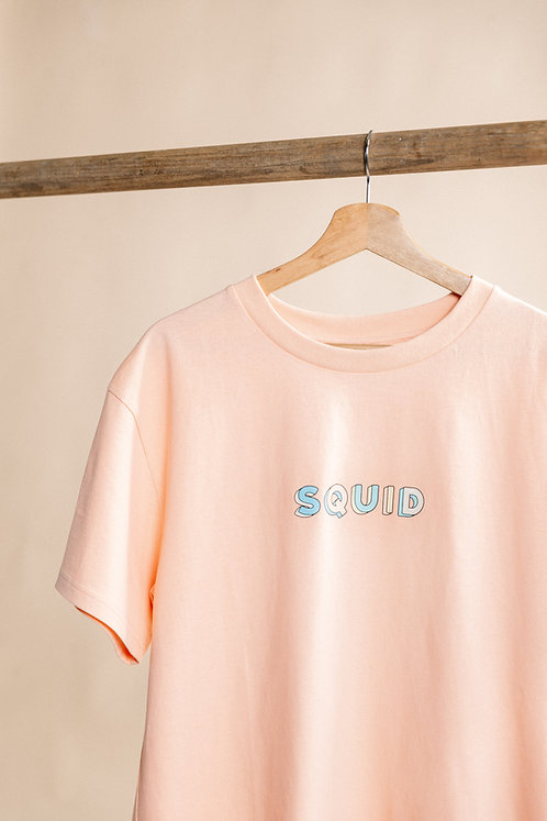 Essential T-shirt - Salmon