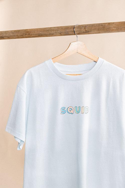 Essential T-shirt - Blue