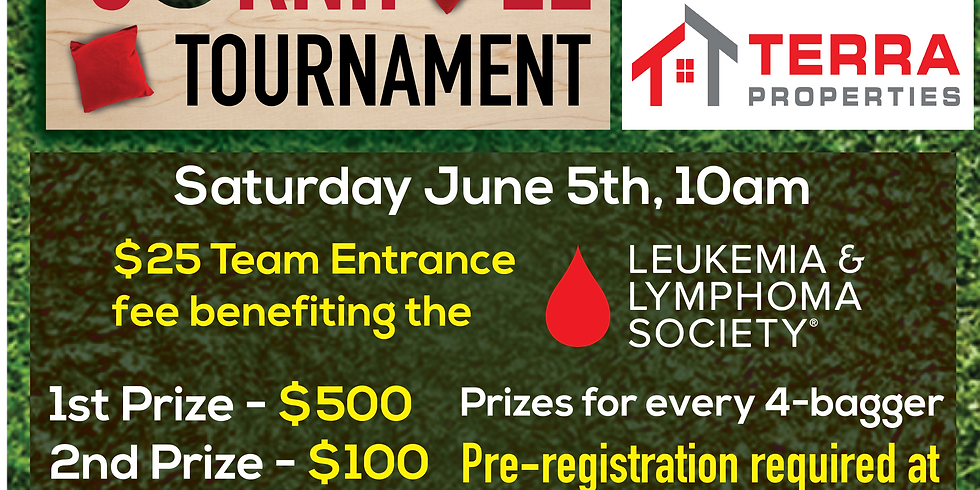 Lake Anne 1st Annual Cornhole Tournament
