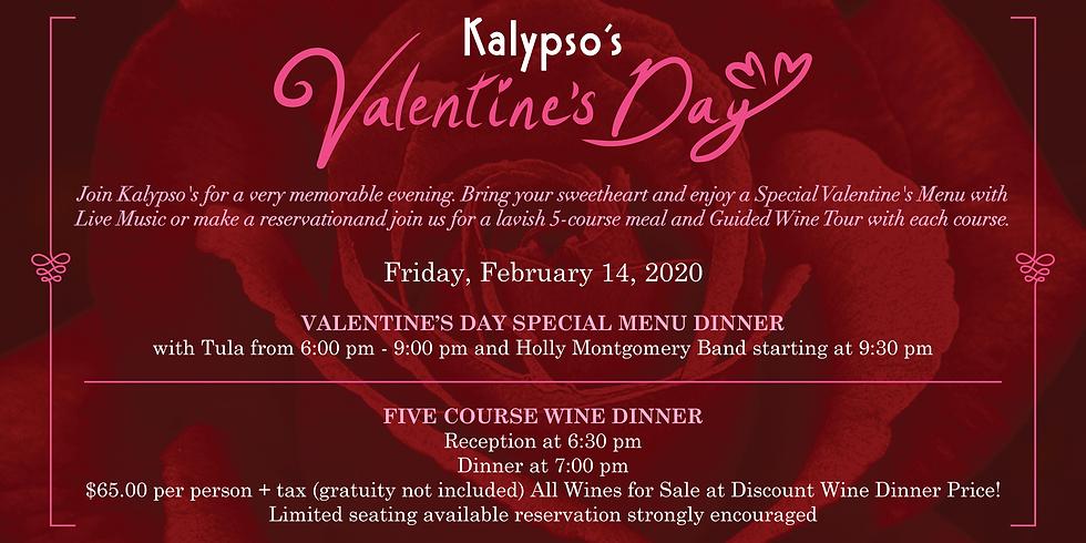 Valentine's Day Wine Dinner