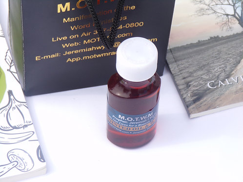 MOTWM Healing Oil
