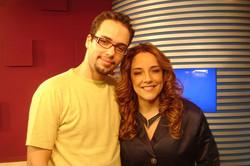 com Ana Carolina