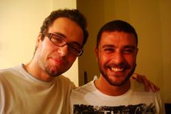 com Diogo Nogueira