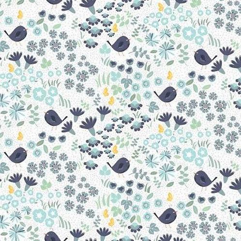 Secret Garden - Precut fat quarters by Meags and me for Clothworks