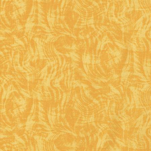 Impressions Moire - Yellow Tonal Yardage by Clothworks